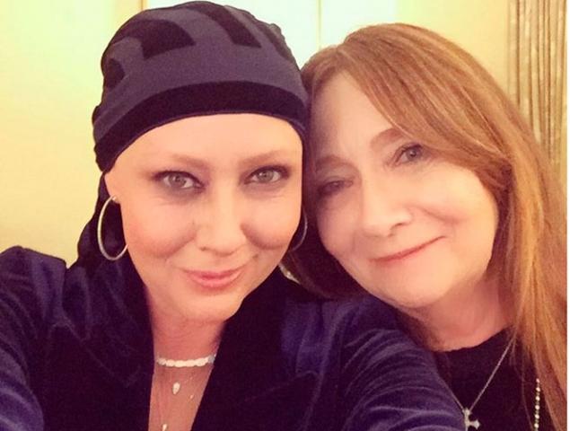 Shannen Doherty padece cáncer