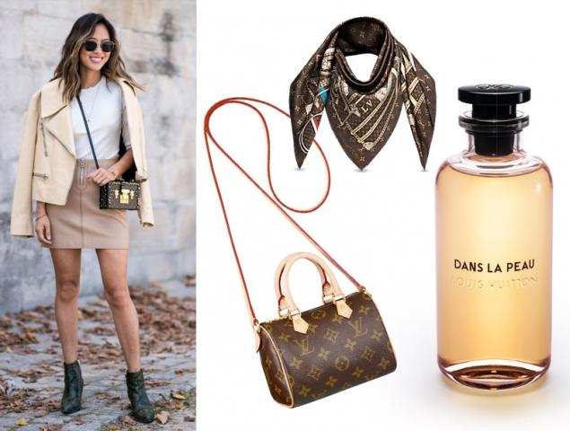 Los nuevos perfumes de Louis Vuitton inspiran el mejor 'street style'