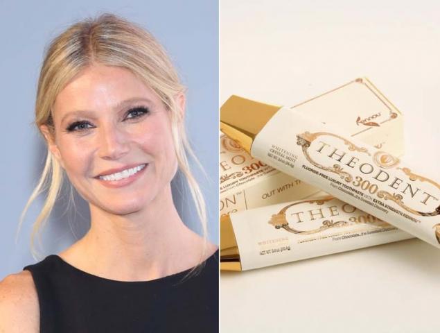 Gwyneth Paltrow quiere que te compres una pasta de dientes de 115 euros