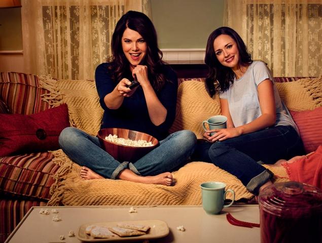 Por qué las actrices de 'Gilmore Girls' son las mejor pagadas de la televisión