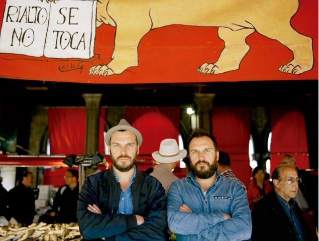 Los gemelos venecianos que dejaron sin cenar a Woody Allen