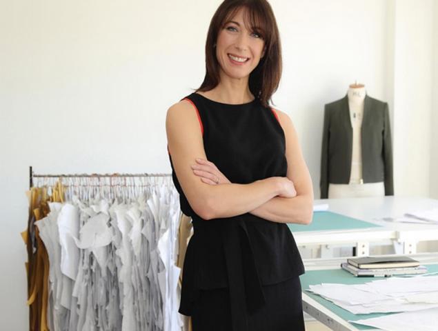 De primera dama a diseñadora: Samantha Cameron lanza su propia línea de moda