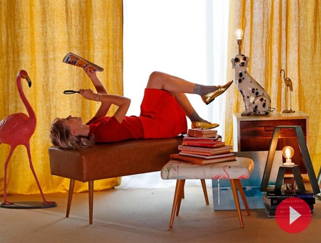 'De tal madre, tal hija': así es el divertido 'fashion film' de Rochas