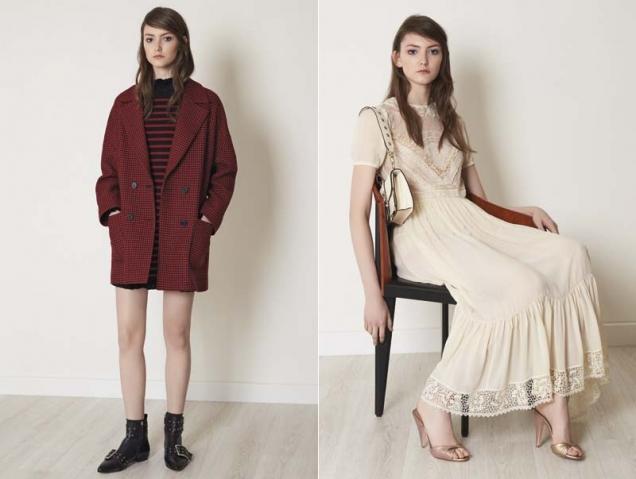 Los abrigos y vestidos que querrás el invierno que viene los tiene Red Valentino