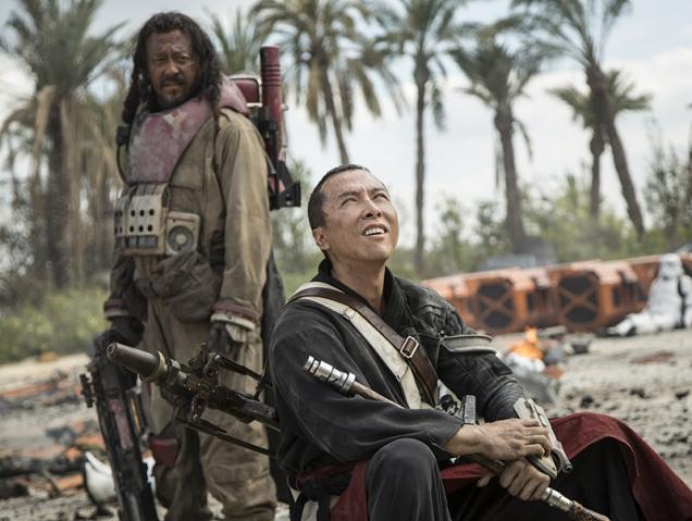¿Son estos rebeldes los primeros personajes homosexuales de 'Star Wars'?