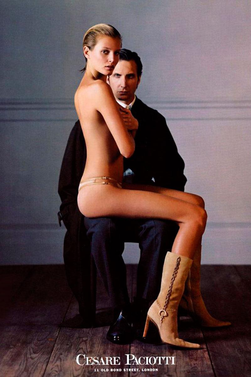 modelos desnudas anuncio