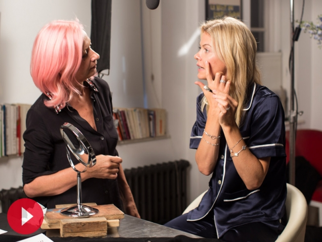 Los consejos de la maquilladora Mary Greenwell para lograr la piel perfecta estas fiestas