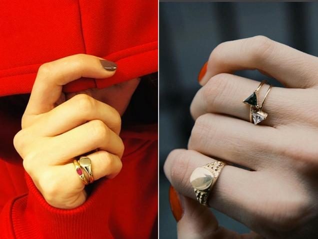Alerta tendencia: el sello de toda la vida es el anillo que querrás llevar