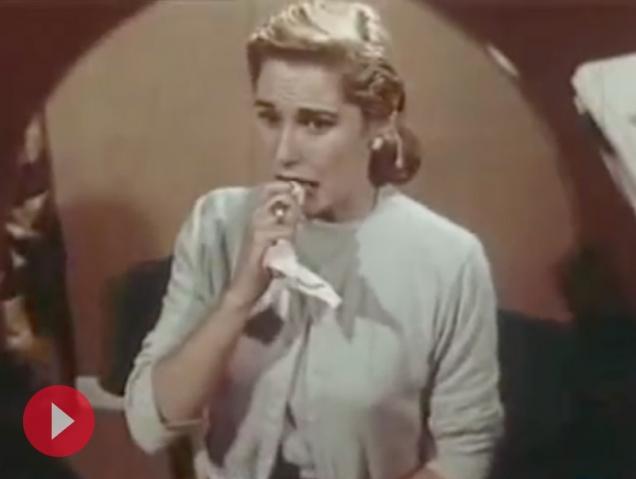 El anuncio de coñac de los años 50 que justifica pegar a una mujer