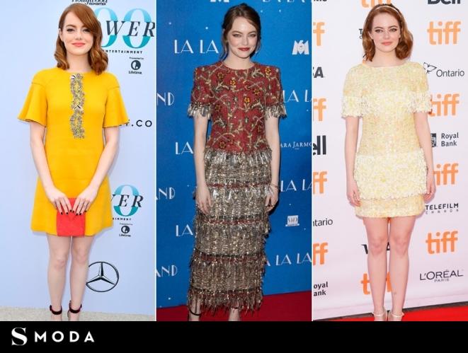 21 pruebas de que Emma Stone es la actriz más elegante del momento