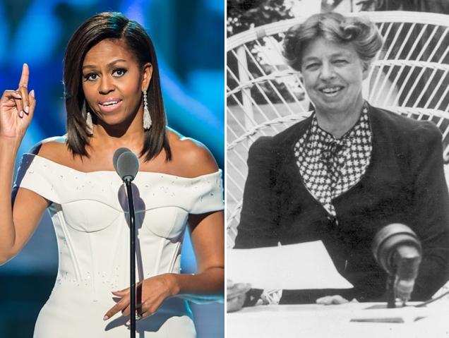 De Michelle Obama a Eleanor Roosevelt: el legado de estas 13 Primeras Damas