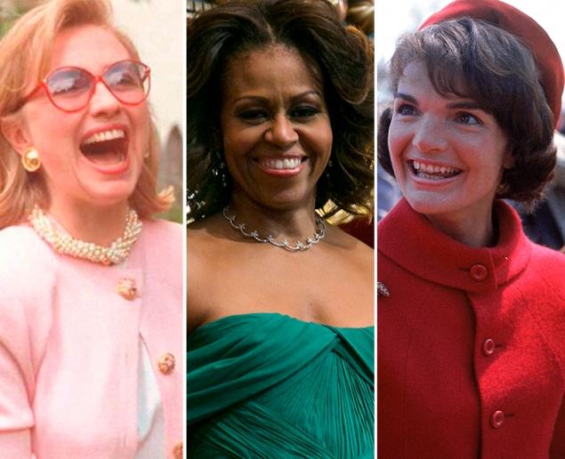 primeras damas de EEUU