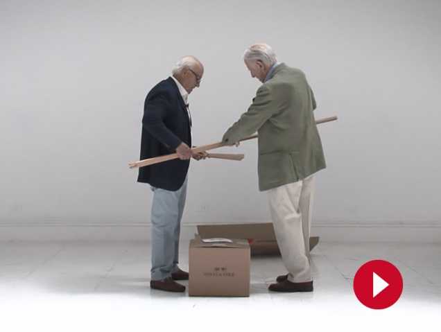 Mira (y aprende con) el tráiler de Miguel Milà, la leyenda viva del diseño catalán