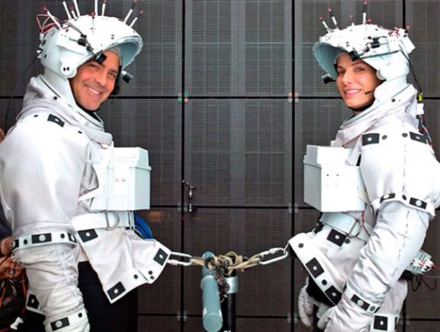 sexo en el espacio