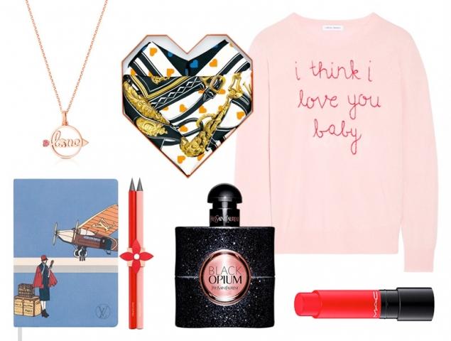 30 regalos que nos gustaría recibir este San Valentín