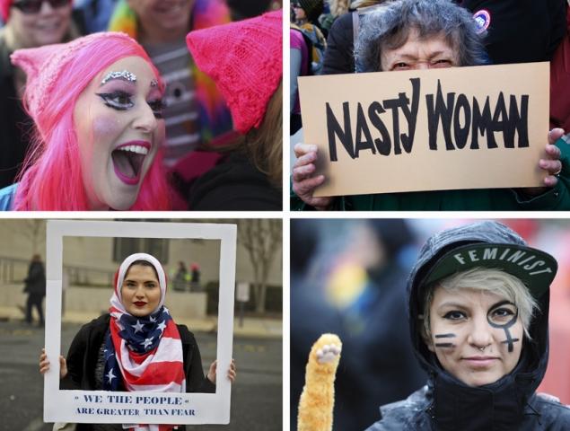 8 de marzo huelga femenina
