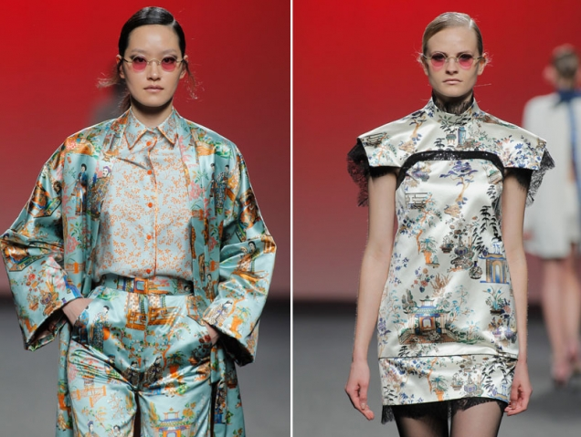 The 2nd skin co. presenta su colección más asiática