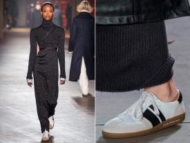Las zapatillas combinan con todo, palabra de Diesel Black Gold