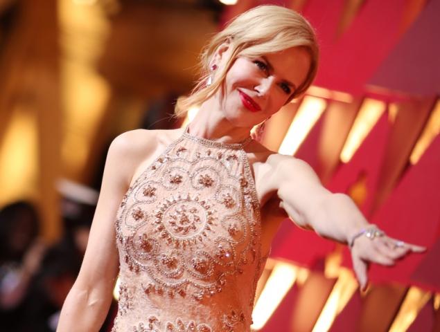 Nicole Kidman Oscar 2017