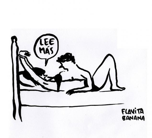 La viñeta de Flavita Banana: novela erótica