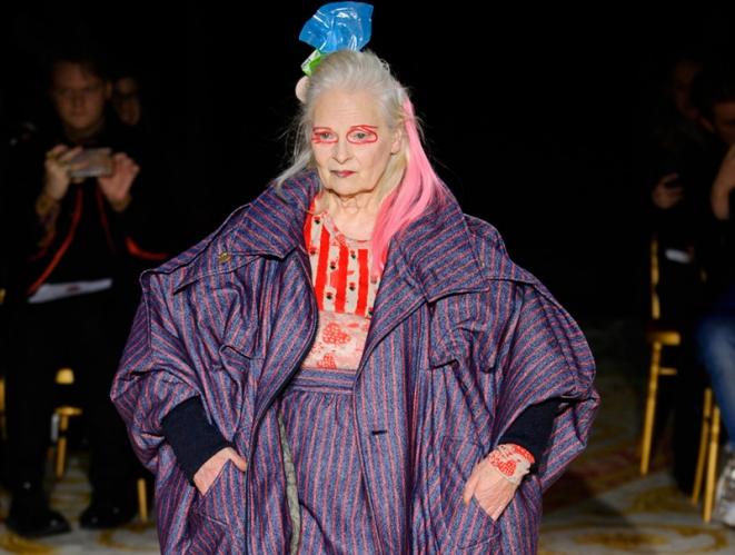 Vivienne Westwood, la estrella de su propio show