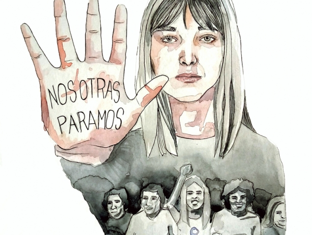 Día de la Mujer 8 de marzo