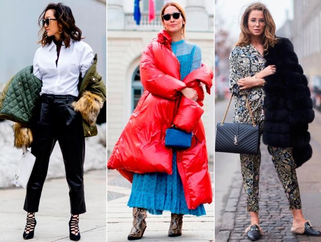 Confirmado: las gurús de la moda pasan de ponerse bien el abrigo