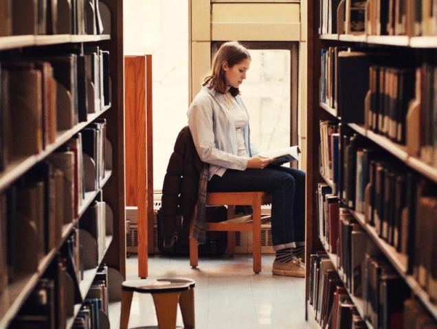 Biblioteca mujeres Madrid