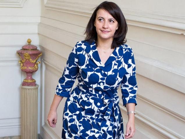 Cómo un simple vestido de flores sembró el escándalo en Francia