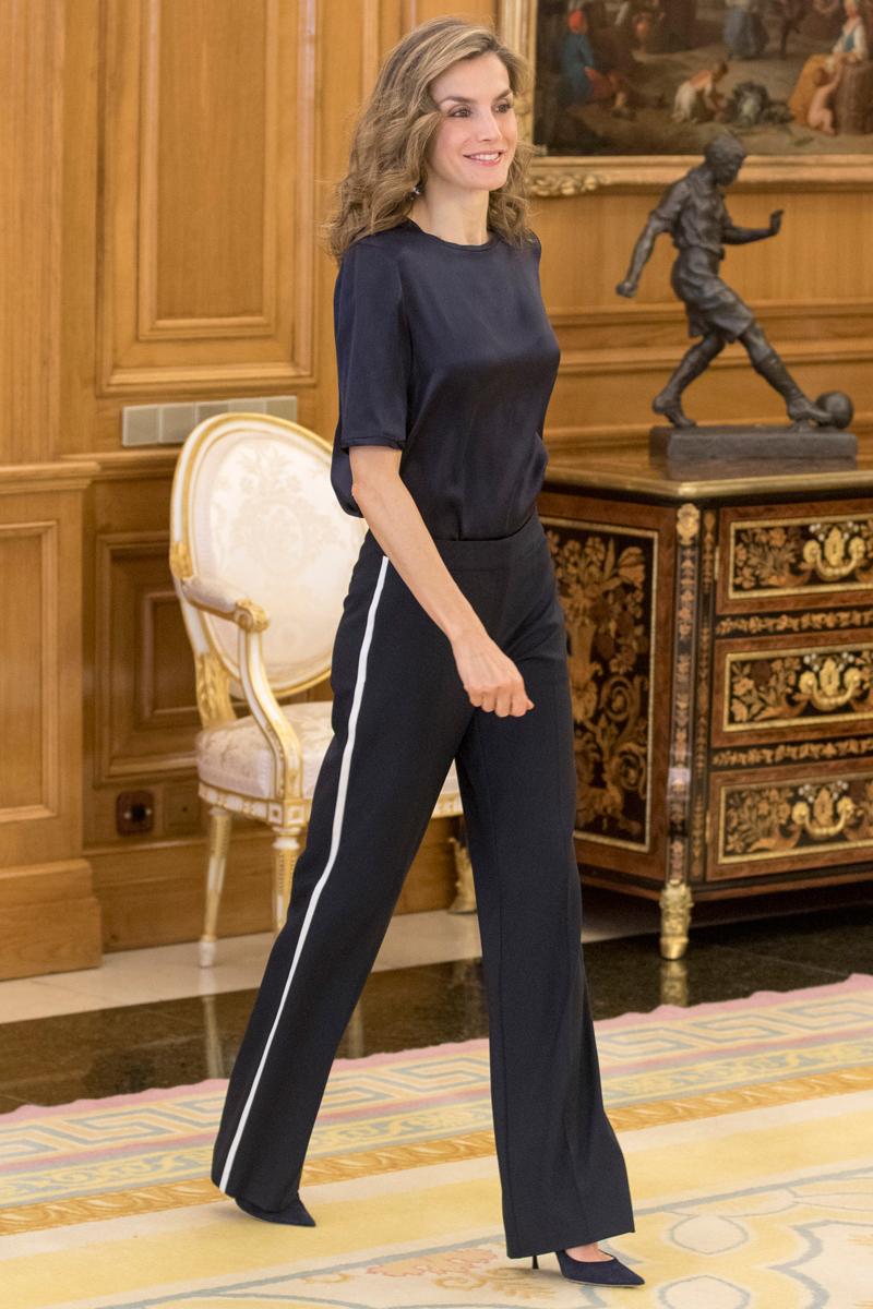 estilista Reina Letizia