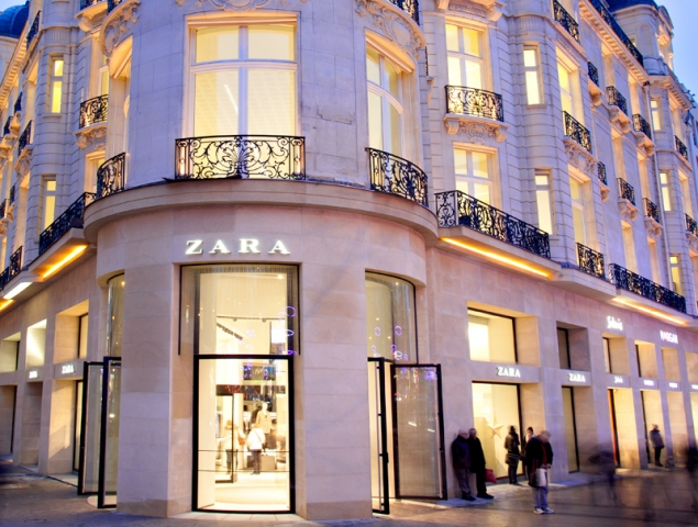 Zara Madrid