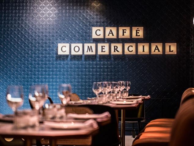 Cafe Comercial