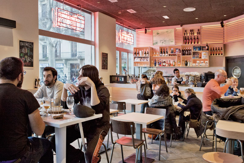 restaurantes editoriales