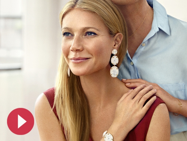 Gwyneth Paltrow protagoniza para Tous una emotiva historia de madres e hijas