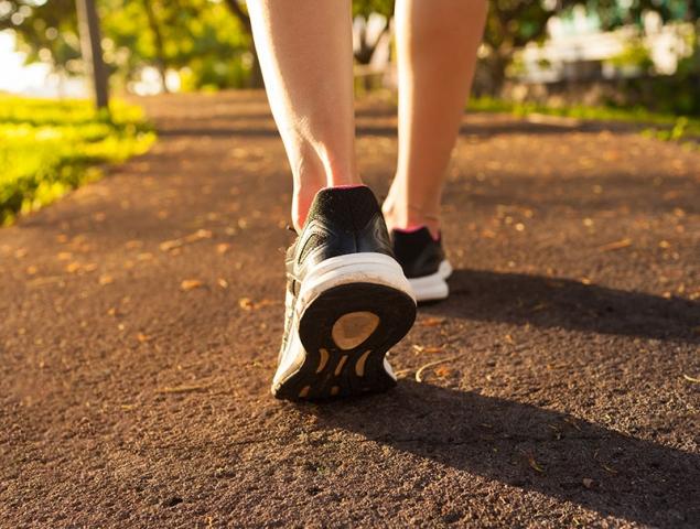 caminar 10.000 pasos