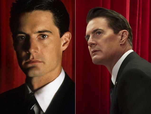 Por qué el agente Cooper no parece 25 años más viejo en 'Twin Peaks'