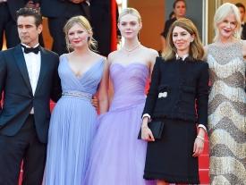 La 'pandilla Coppola' deslumbra en Cannes