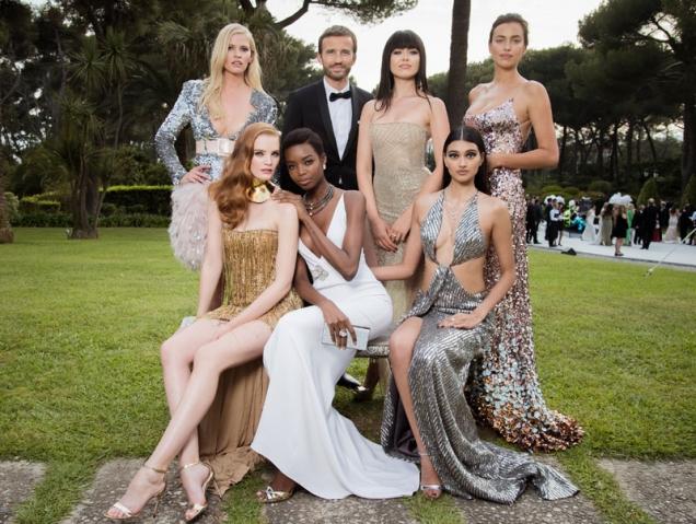 Todos los looks de la gala AmfAR en Cannes