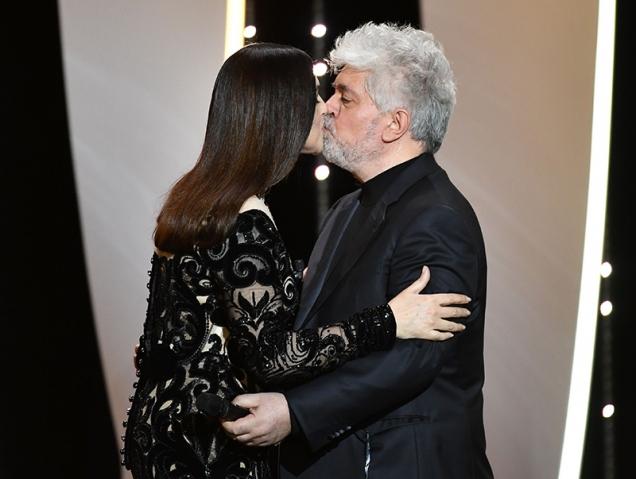 Así ha sido la alfombra roja de la ceremonia de clausura de Cannes