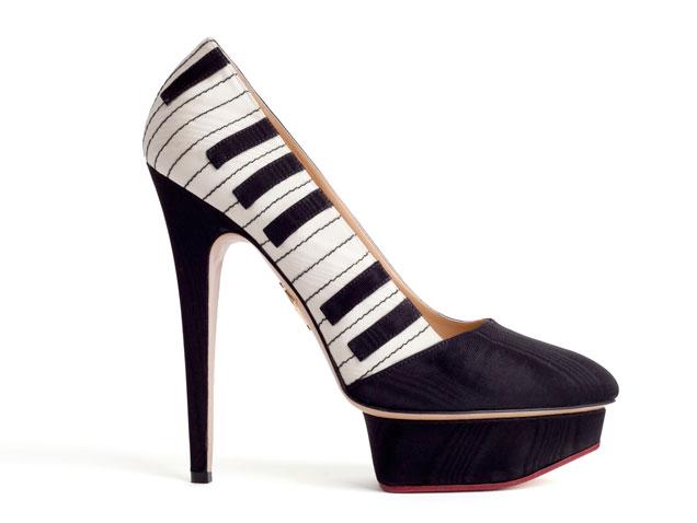 Zapato piano