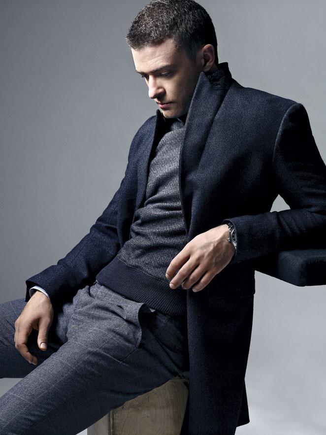 Justin Timberlake Me Gusta Interpretar Al Hombre Corriente S Moda El Pa S