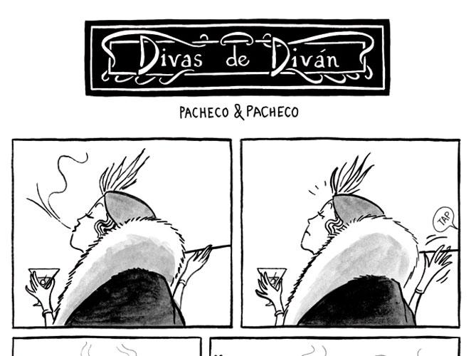 Divas de div n s moda el pa s for Divan y paula