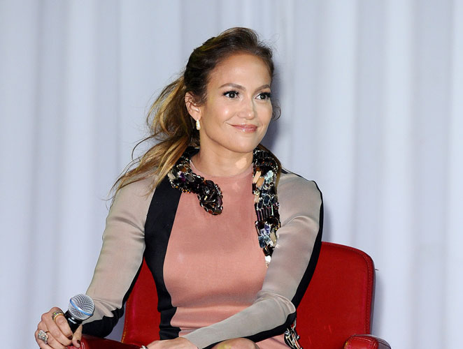 Jennifer López Lanvin