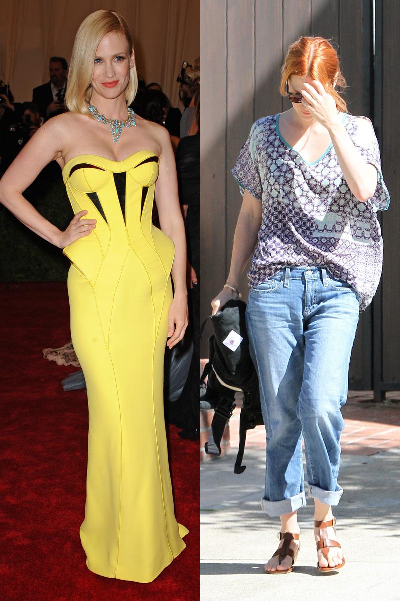 Top 10 famosas que tienen dos caras glamourosa sobre la for Alfombras caras