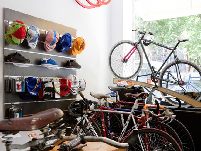 Tiendas bici