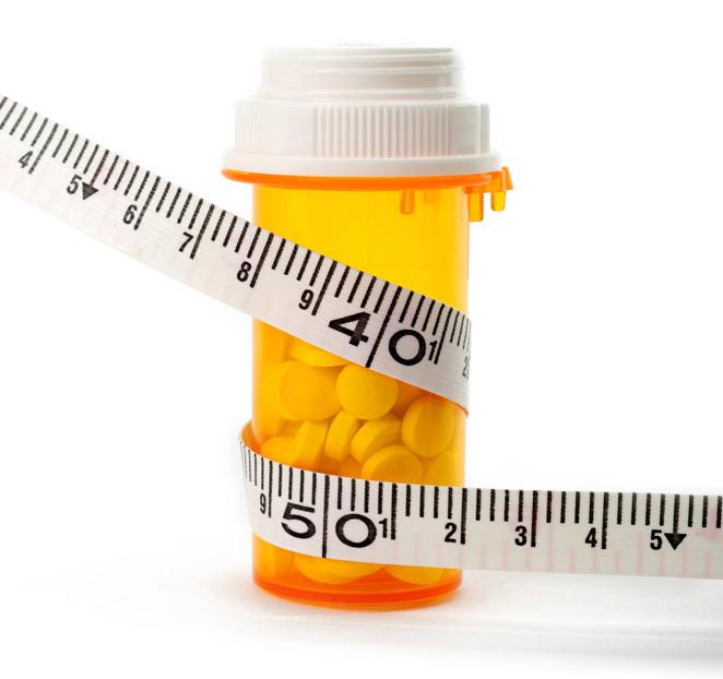 Píldoras dieta