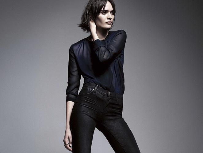 Los jeans-faja