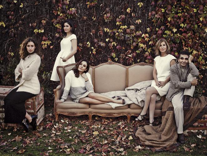 Los dom nguez una familia de moda s moda el pa s for Adolfo dominguez hijas