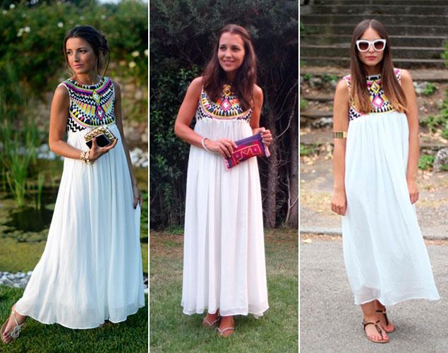 Vestido sheinside blogueras