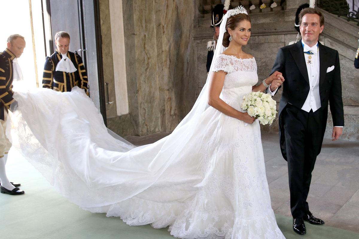 Los mejores vestidos de novia de la historia
